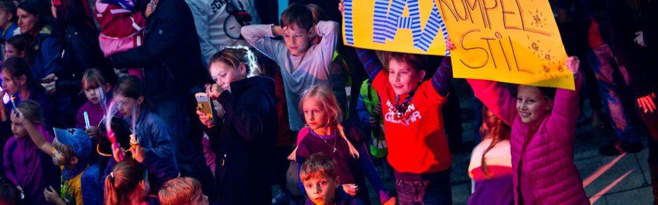 Taschenlampenkonzert Rumpelstil Kinderkonzert Familienkonzert Kinder Konzert Mainz Kindermusik