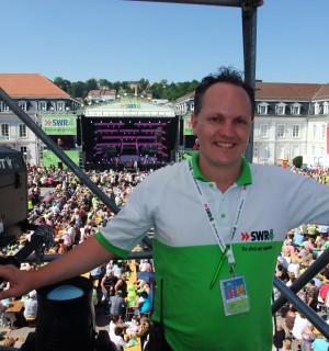 Wolfgang Vogel Konzertagentur  SWR4 Sommerfest