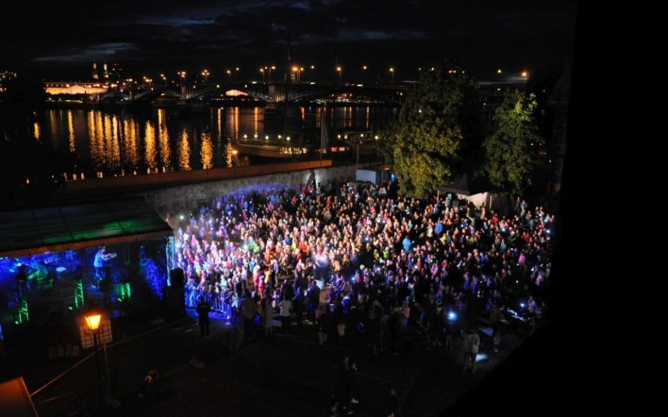 Taschenlampenkonzert 2016 Rumpelstil Kinderkonzert Familienkonzert Kinder Konzert Mainz Kindermusik